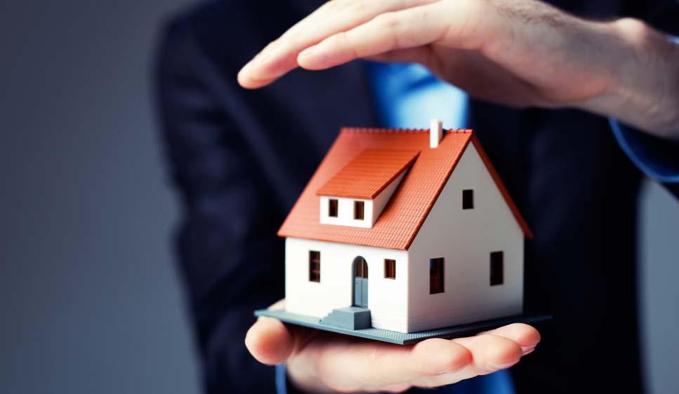 Страхование как гарантия прав собственности медленно пересекли